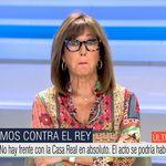 La cara de Ana Rosa Quintana tras escuchar las declaraciones de un