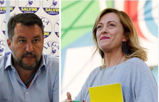 Matteo Salvini - Giorgia