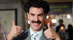 Sacha Baron Cohen Filmed 'Borat 2' When No One Was Paying