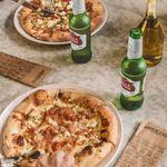 Restaurante Abbraccio lança pizza de cerveja no