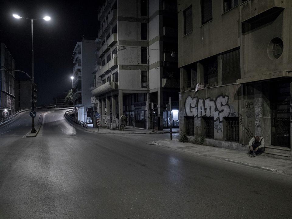 Οδός Αχιλλέως, Σάββατο βράδυ στο κέντρο της