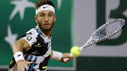 Le Français Corentin Moutet battu à Roland-Garros après plus de 6 heures de