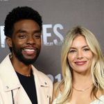 Chadwick Boseman Took Pay Cut To Give Sienna Miller Salary She