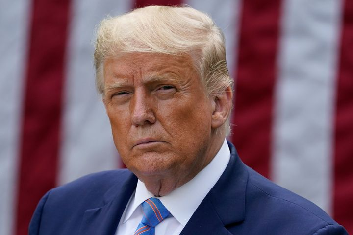 The New York Times revealed two decades of President Donald Trump's tax returns Sunday, documents the president has tried to keep shielded from public view throughout his time in office.