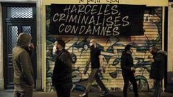 À Paris, des patrons de bars manifestent contre la fermeture à 22h de leurs