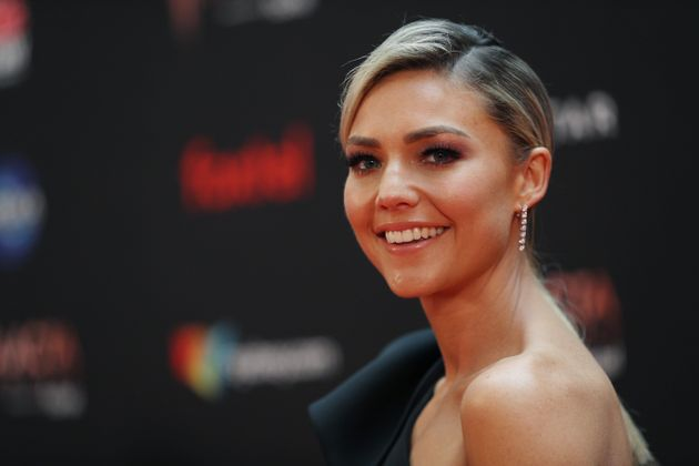 Sam Frost attends the 2019 AACTA Awards Presented by Foxtel at The Star on December 04, 2019 in Sydney,