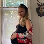 Léa Clermont-Dion donne naissance à son deuxième enfant, et apprend qu'elle a la