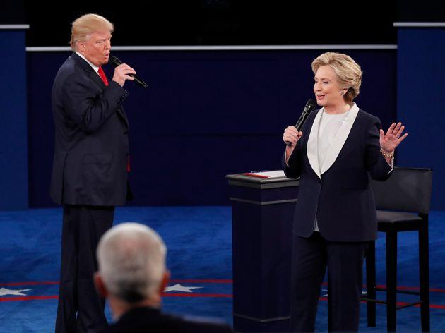 2016年の大統領選討論会