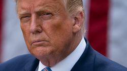 Trump dice haber pagado millones al fisco... pero sin aportar