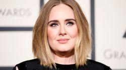 Adele regresa a las redes tras la polémica para hacer una sorprendente