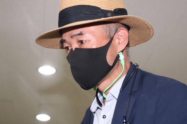 북한군에 피격돼 숨진 해양수산부 산하 서해어업지도관리단 소속 해양수산서기(8급) 이모씨(47)의 형