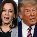 DANCE OFF!: Harris And Trump Bust Out Competing Moves At Dueling