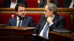 JxCat y ERC acuerdan que Aragonès asuma