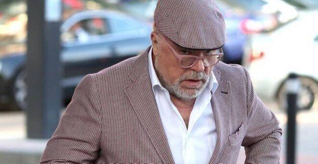 El excomisario Villarejo, en una imagen de