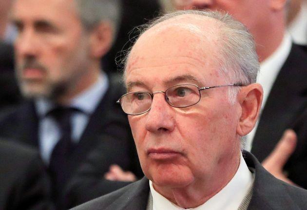 Rodrigo Rato, expresidente de