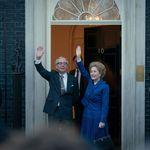 Netflix revela primeiras imagens de Margaret Thatcher em 'The