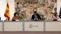 EN DIRECTO: Rueda de prensa tras el Consejo de