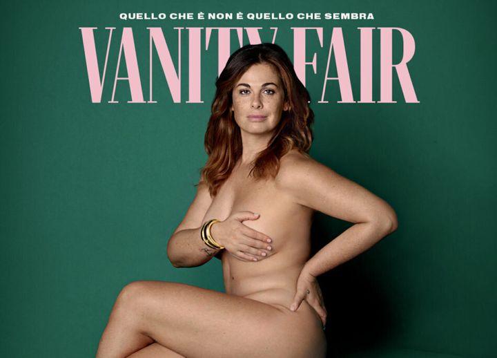 Vanessa Incontrada sulla cover di Vanity Fair