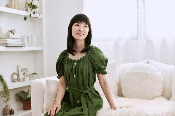 Organizing expert Marie Kondo is expanding her decluttering empire with a new online tidying course.