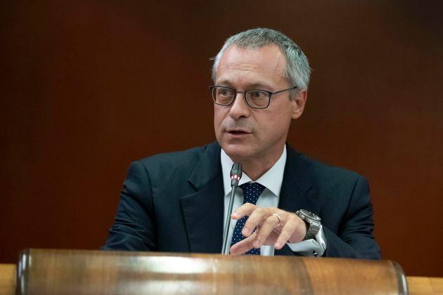 """Carlo Bonomi: """"I dipendenti come gli autonomi, paghino da soli l"""