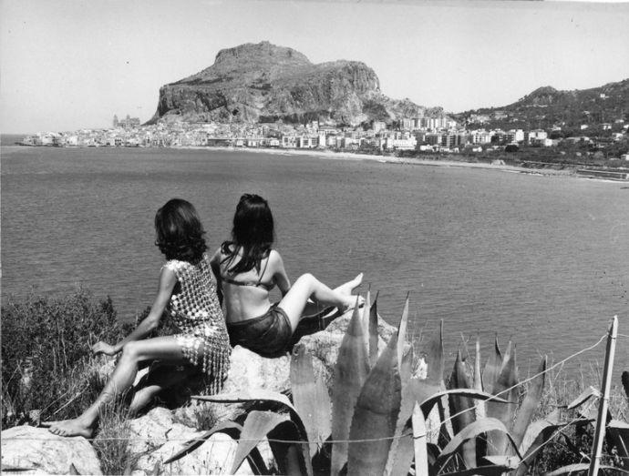 """Immagini dalla mostra """"Enit e l'Italia. Una gran bella storia"""", Agenzia Nazionale Turismo"""