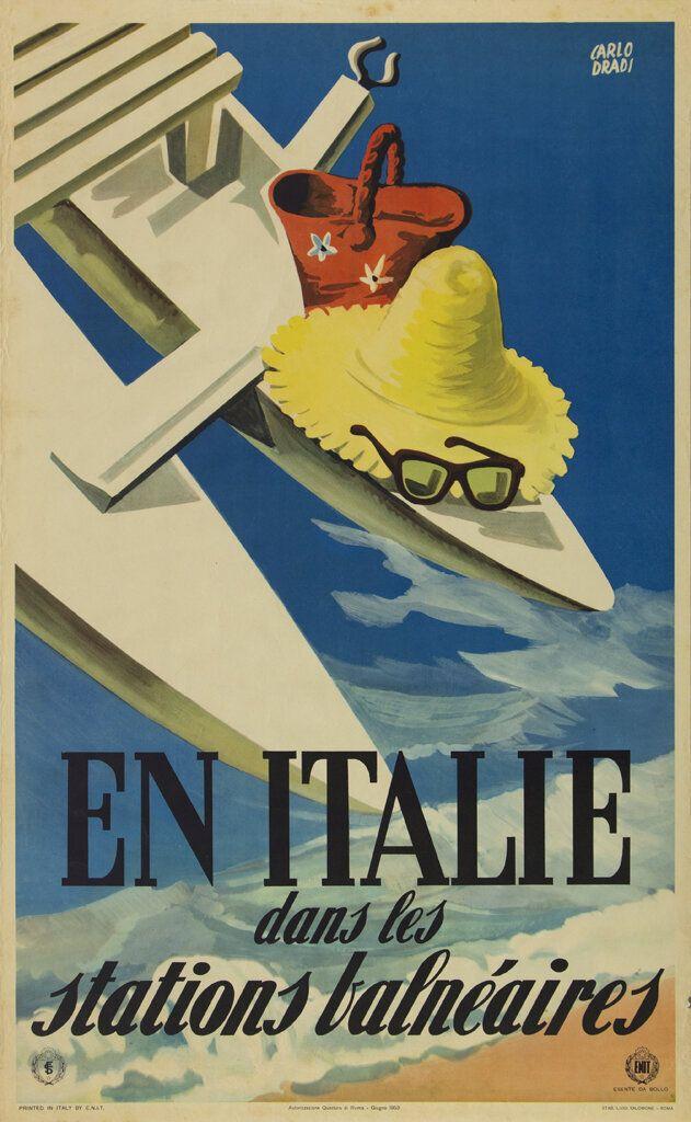 Enit e l'Italia. Una gran bella storia, Agenzia Nazionale Turismo