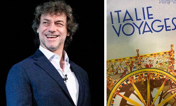 """Alberto Angela annuncia la mostra in 3D sull'Italia ritrovata: """"Come noi nessuno in 3mila anni"""""""