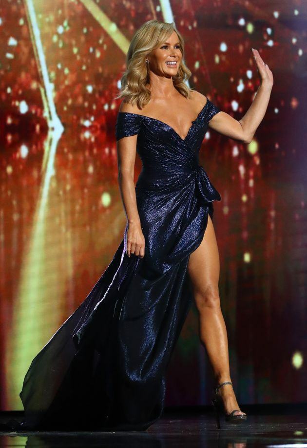 Amanda Holden's Response To Ofcom Complaints About Her Britain's Got Talent Dress Could Not Be More Amanda Holden