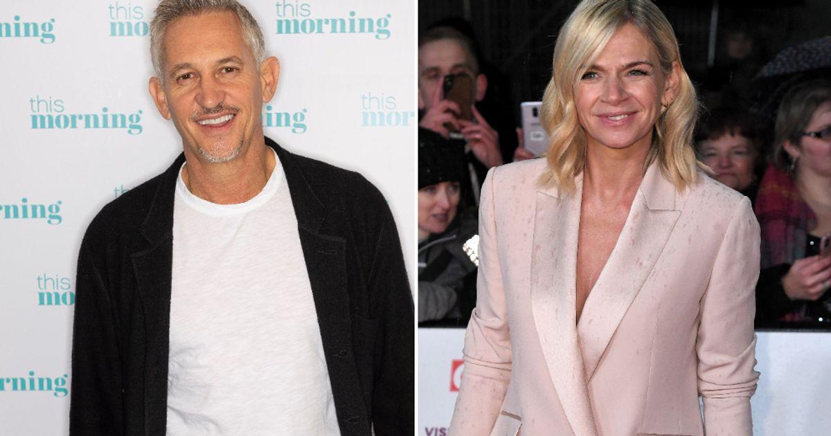 BBC Boss Defends Gary Lineker And Zoe Ball's Million-Pound Salaries