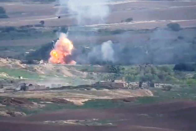 Αρμενία: Τουρκικό F-16 κατέρριψε αρμένικο μαχητικό