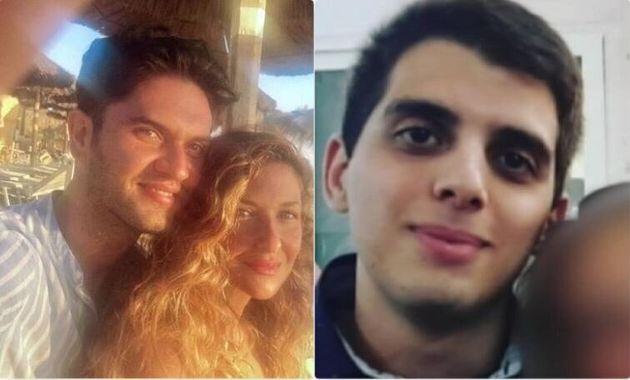 A sinistra i due fidanzati uccisi, a sinistra il giovane che ha confessato