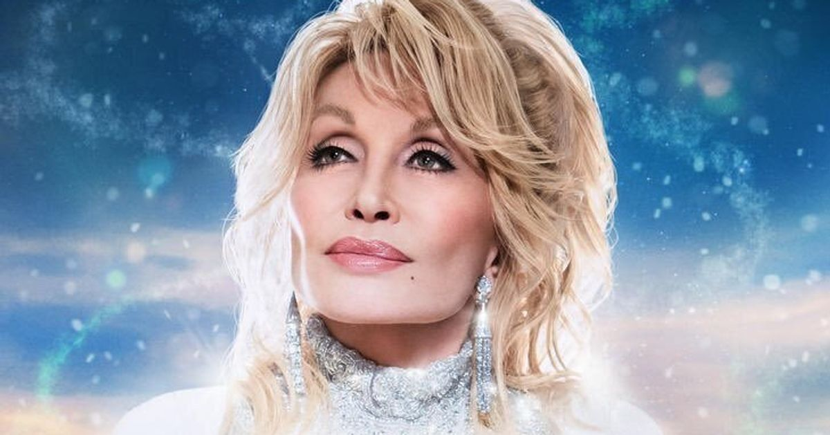 Dolly Parton's New Christmas Film Just Might Be About To Save 2020