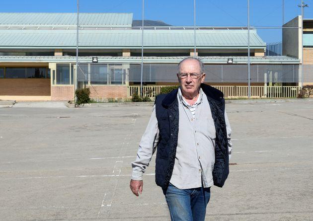 El expresidente de Bankia Rodrigo Rato llega a la cárcel de Soto del Real en octubre de
