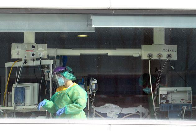 Hospital 'La Paz' en