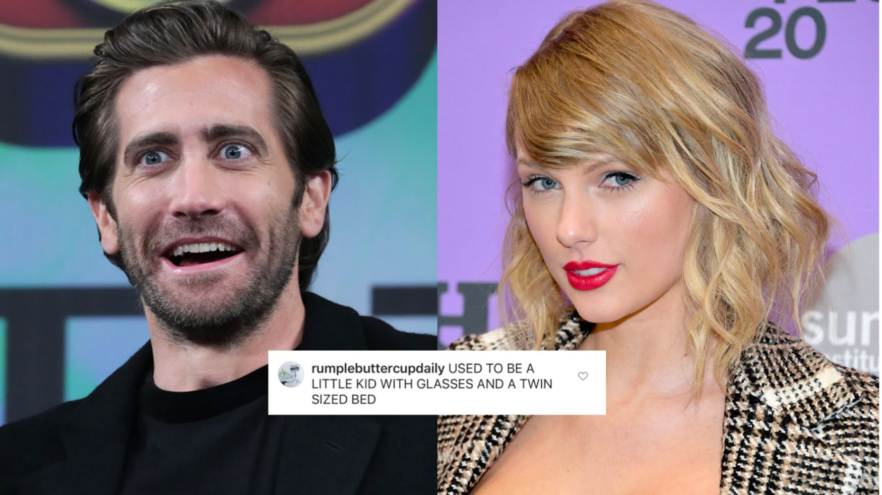 Jake Gyllenhaal Knows All Too Well Why Taylor Swift Fans Are Swarming His Instagram News Dome