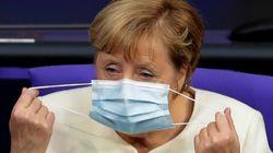 Merkel elogia l'Italia: