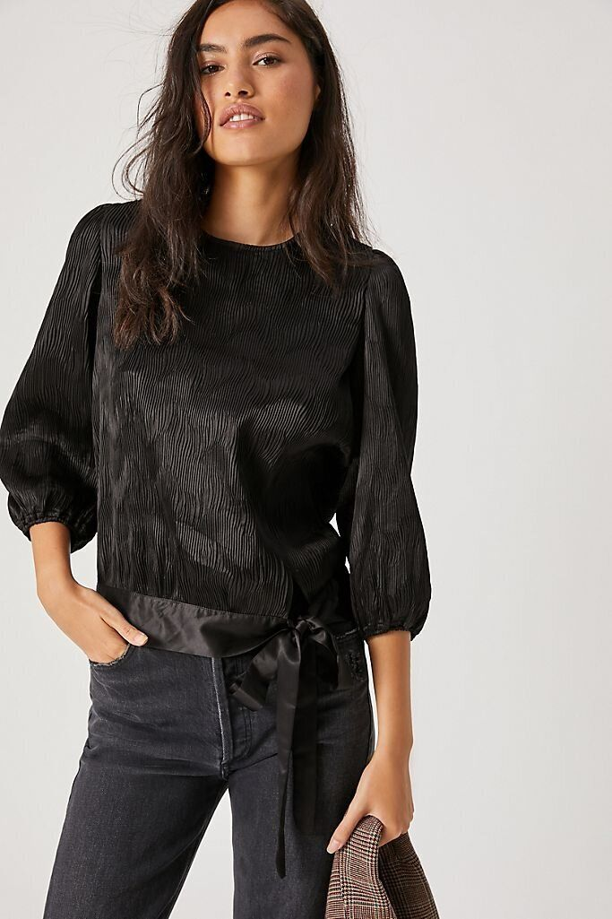 There Are Lots Of Zoom-Ready Tops On Sale At Anthropologie Right Now 6