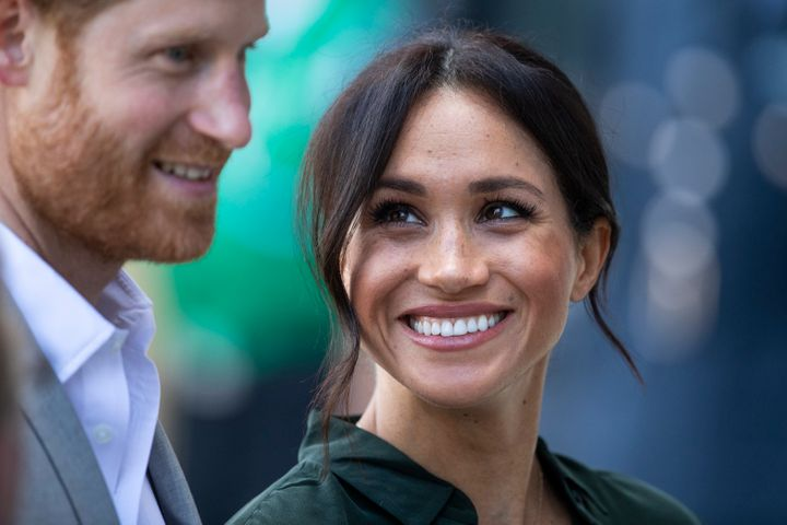 The Duke and Duchess of Sussex are working to combat misinformation and hate speech online.