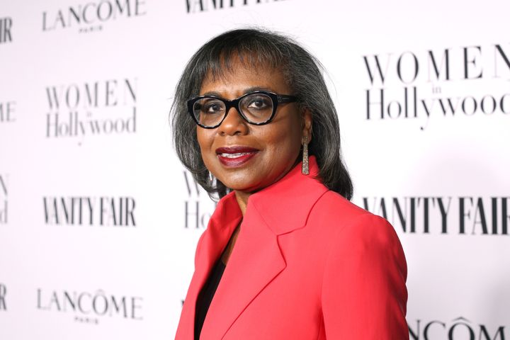 Anita Hill leads the Hollywood Commission for Eliminating Sexual Harassment and Advancing Equality, which plans to creat