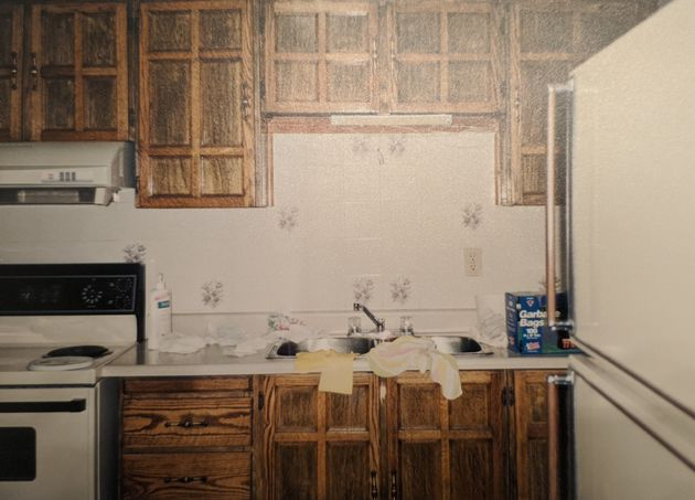 The writer did not have a dishwasher growing up, cementing her habit of hand washing