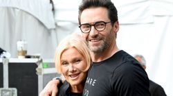 'He's Been Gay For Years': Deborra-Lee Furness Reveals Hugh Jackman Comments She's 'Sick' Of