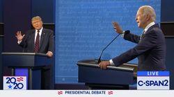 Biden Tears Into Trump For Debate Interruptions: 'Will You Shut Up,
