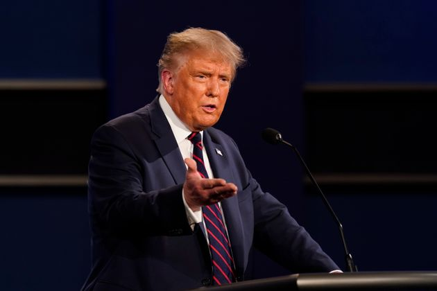 Donald Trump affirme avoir payé