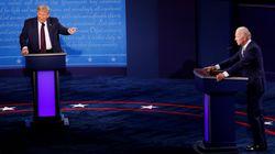 Como Trump sequestrou o primeiro debate presidencial com Joe