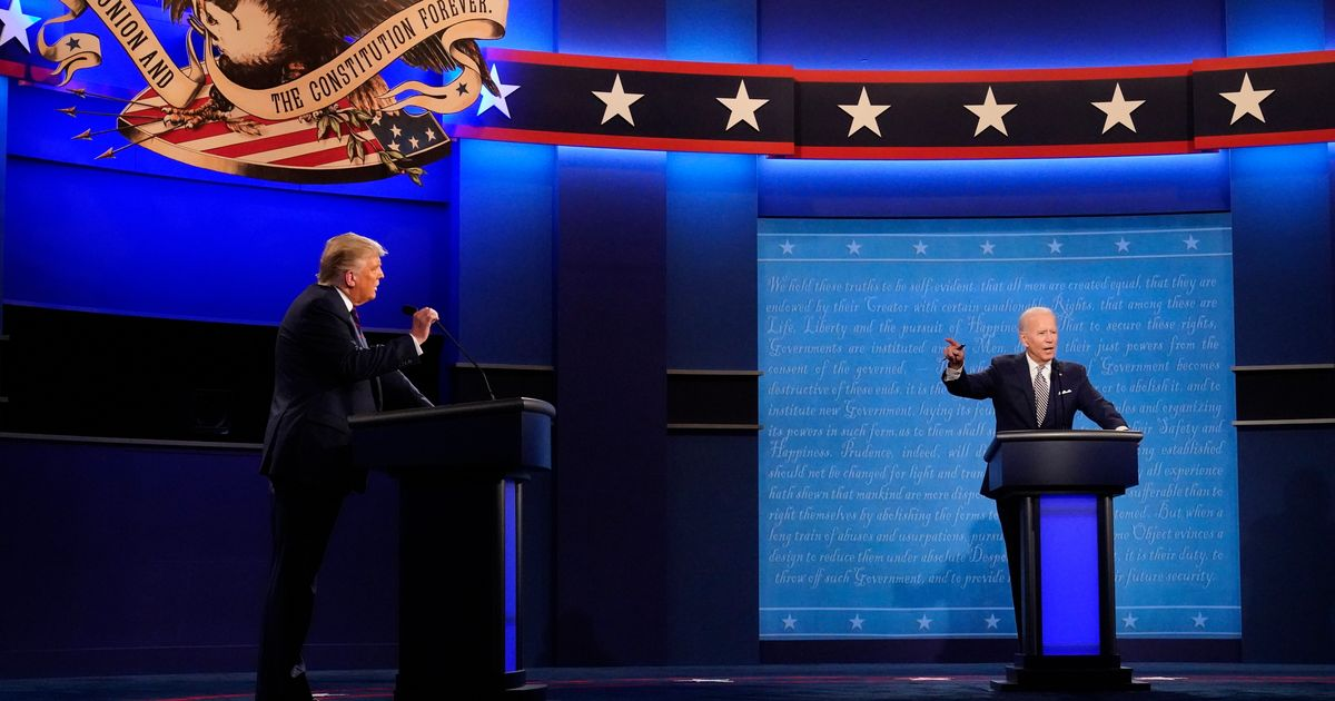 Surprise Surprise, 'Move To Canada' Is Trending After U.S. Debate