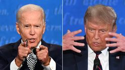 Biden Pitched A Climate Plan. Trump Rambled About 'Immaculate Air' And Cleaning