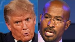 Livid Van Jones Rages Against Trump's 'Wink And A Nod' To Nazis During