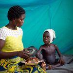 WHO 직원들이 콩고 여성들을 성적 착취했다는 증언이