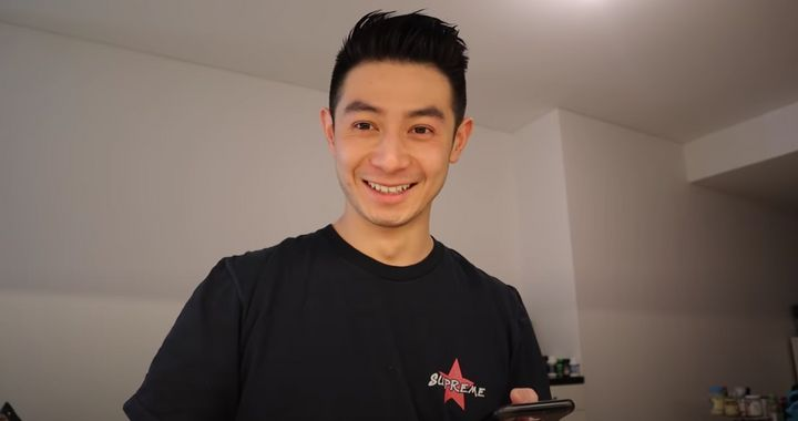 'MasterChef Australia' contestant Reynold Poernomo in his latest YouTube Q&A