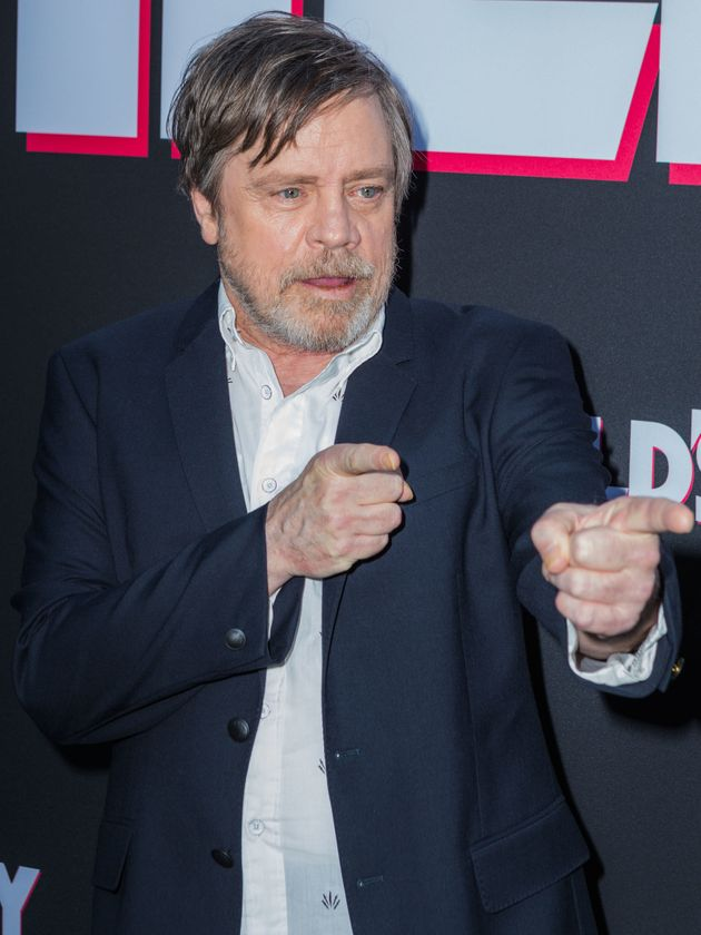 Stars Wars' Mark Hamill Sums Up Donald Trump and John Biden's TV Debate In One Perfect Tweet